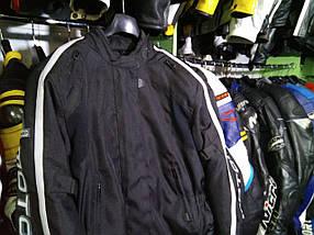 Мотокуртка женская текстиль Motomod, фото 2