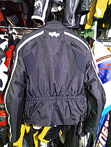 Мотокуртка женская текстиль Motomod, фото 3