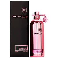 Тестер Montale Roses Musk ( Монталь Роуз Муск)