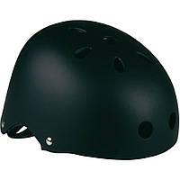 Шлем Longus BMX, черный, разм L/XL 58-61cm