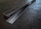 Трап для душа, дренажный канал, с сухим затвором (сифоном) решетка под плитку, Чехия, 750мм.