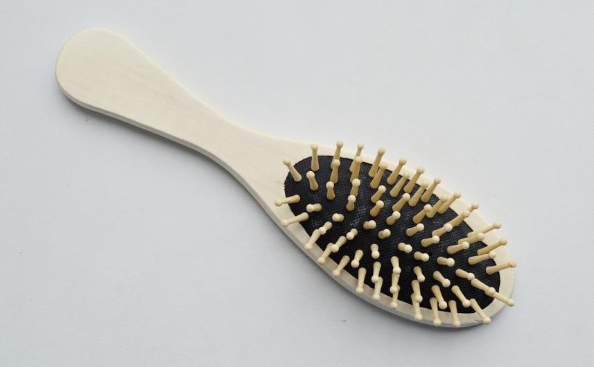 Расческа для волос Flowers D-8