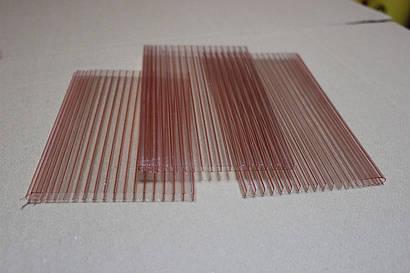 Сотовый поликарбонат тепличный soteк 6 мм  (СОТЕК)