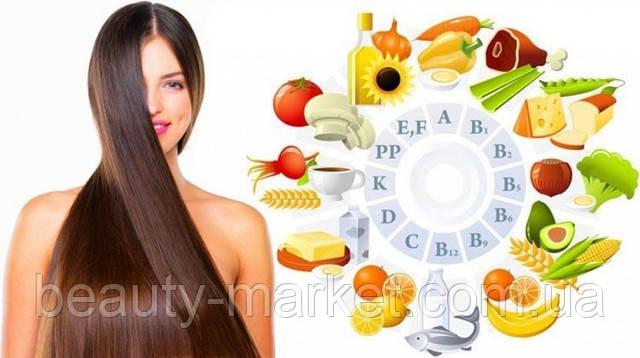 Полезные продукты для ваших волос.