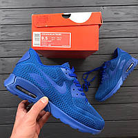 Мужские кроссовки nike air max 90 ultra breathe . Живое фото. Топ качество (аир макс, эир макс)