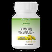 Актофуд «Чистотел — трава здоровья» №90