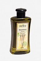 Органический шампунь для волос Большой объем с кератином и экстрактом меда