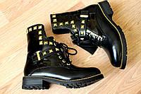 Ботинки с шипами
