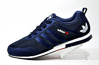 Кроссовки мужские Adidas Neo, Dark Blue