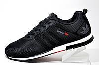 Кроссовки мужские Adidas Neo, Black