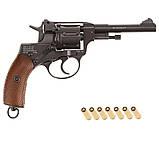 Пневматический револьвер GLETCHER NGT NAGANT НАГАН, фото 4