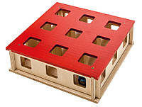 Ferplast MAGIC BOX Игрушка деревянная для кошек