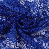 Гипюр реснички синий,ткань гипюр стрейч реснички,купить  оптом украина,ткани АРТ ТЕКСТИЛЬ