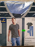 Пижама мужская Tchibo Германия XXL 60/62