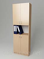 Шкаф офисный для документов К-107 (600*320*1860h), фото 1