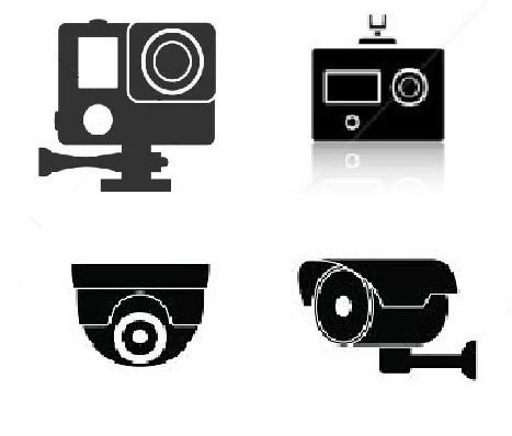 Экшн-камеры, видеорегистраторы, ip камеры и аксессуары