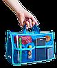 Органайзер для сумки ORGANIZE украинский аналог Bag in Bag (голубой), фото 3