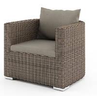 Кресло из техноротанга  арт.04-5214