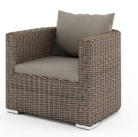 Кресло из техноротанга  арт.04-5214, фото 2