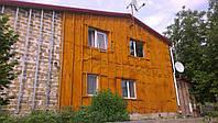 Утепление фасада пенополиуретаном, фото 1