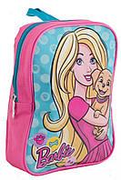 553445 Ранець 2017 дитячий K-18 Barbie mint, 25.5*19.5*6.5