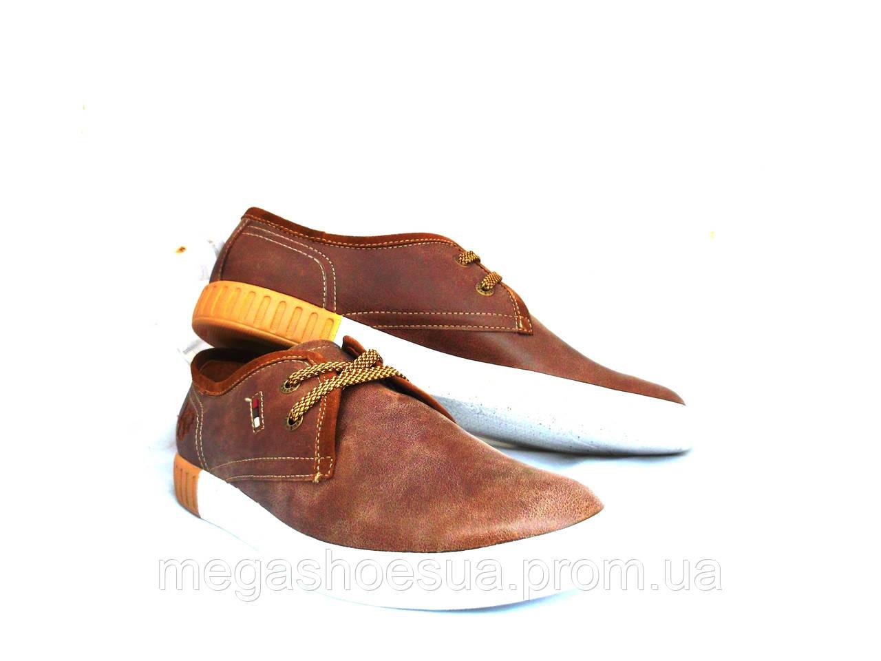 471e89b9fc95 Купить Туфли мужские YDG Bellini с натуральной кожи спортивные в ...