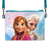 Детская сумка для девочки с принтом Холодное сердце .