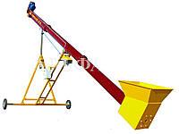 Погрузчик зерновой шнековый НЗШ-5 Вихрь 6м