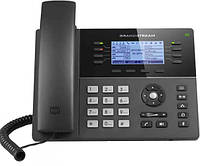 Grandstream GXP1782, Mid Range IP Phone, 8 line keys 4 SIP accounts, 32 Programmable BLF/speed dial keys, 1Gb