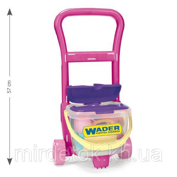 Детская тележка Wader 10982 для пикника (Польша)