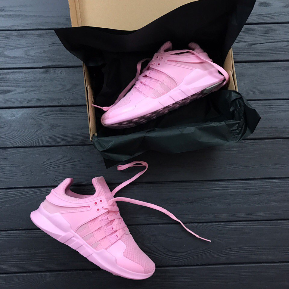 new product c0635 b9e24 Кроссовки Adidas EQT Support ADV Pink. Живое фото. Топ качество! (Реплика  ААА+)