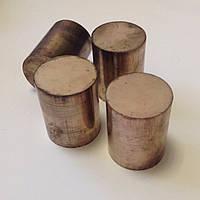 Круг бронзографит диаметр 40 мм х 50 мм