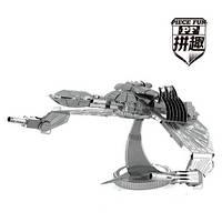 """3D конструктор из серии """"STAR TREK""""  BIRD OF PREY"""