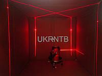 Лазерный уровень / Нивелир / Построитель плоскостей - 7 линий, 6 точек, 360° до 10 м
