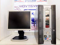 "Комплект!!! AMD Athlon x2 220/2GB/160GB/HD3000/360W + монитор 19"""