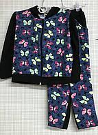 Детский костюм для девочки, р.104-122