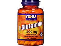 L-Glutamine 1000 mg 120 caps