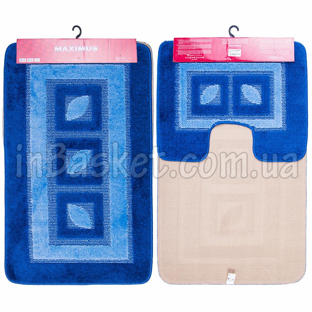 """Комплект ковриков для ванной """"Central leaf"""""""