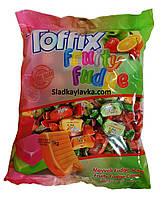 Жевательная конфета Toffix Fruity Fudge 1000 гр (Elvan)
