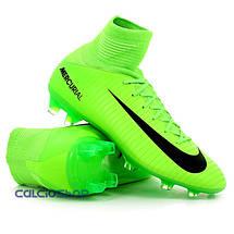 Детские футбольные бутсы Nike - Mercurial