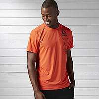 Мужская спортивная футболка Reebok ACTIVCHILL Graphic BK3968