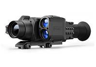 Новинка от PULSAR тепловизионный прицел APEX LRF XD75 со встроенным лазерным дальномером