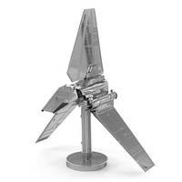 """Металлический 3D конструктор звездолет из серии """"STAR WARS""""  IMPERIAL SHUTTLE"""