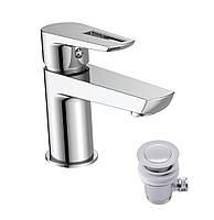 IMPRESE Breclav 05245PP смеситель для раковины с донным клапаном