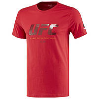 Яркая футболка UFC Ultimate Fan Logo BQ9276 - 2017