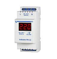 РН-11 - индикатор напряжения (цифровой вольтметр)