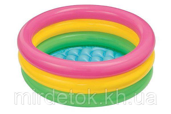 Детский надувной бассейн Intex 57402