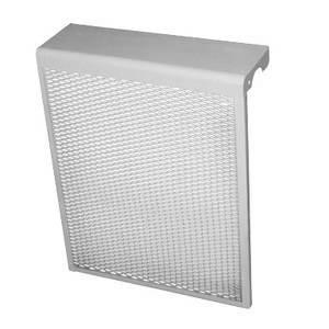 Экран на радиатор отопления 4х секционный (39*62 см), Украина