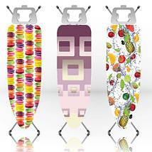 Сменный чехол Design Line для гладильной доски 110*30 (+-2 см), Eurogold (Украина), фото 2