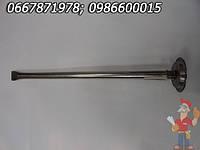 Фланец из нержавейки под сухой тэн диаметром 63 мм, плоского бойлера Willer, Thermex, Garanterm